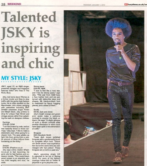 Jsky Bury Times article cropped